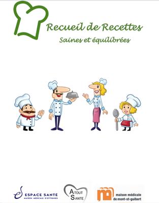 Recueil de recettes image