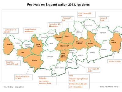 carte festival Bw 2013