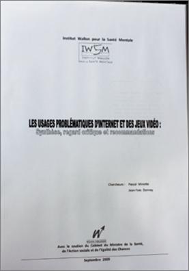 rapport iwsm internet