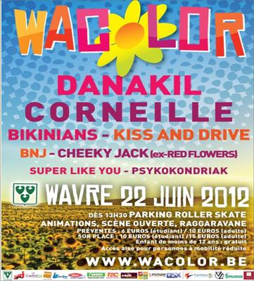 affiche Wacolor