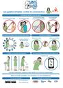 Santé BD - Les gestes simples contre le Corona virus