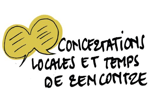 Concertation covid