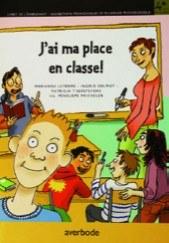 J'ai ma place en classe1