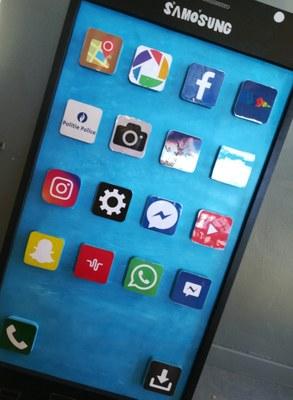 jeu du smartphone