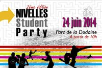 image nivelles student party
